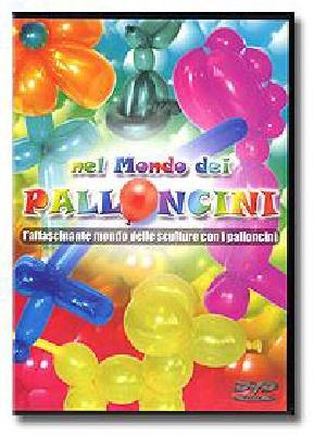 Nel mondo dei palloncini DVD italiano