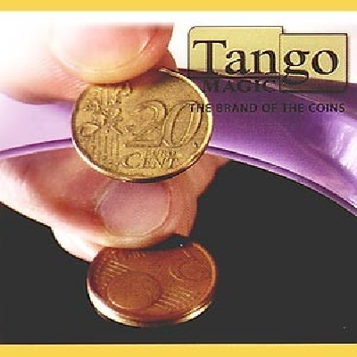 Copper and Brass Coin TANGO