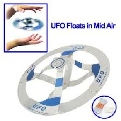 Ufo volante magico Senza batterie