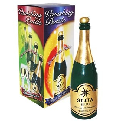 Sparizione bottiglia di Champagne