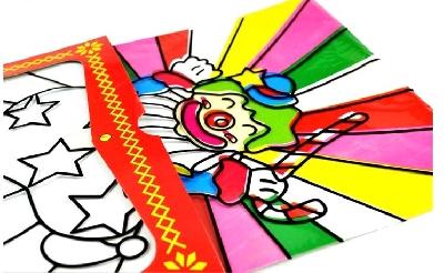 Offerte pazze Comparatore prezzi  Clown colorato magico GRANDE  il miglior prezzo