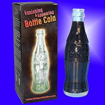 Sparizioneapparizione Coca cola in bottiglia