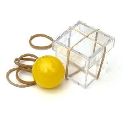 Palla nel cubo Fortezza impenetrabile Burglar ball