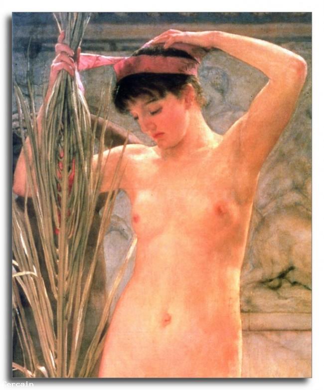 Riproduzione Artistica Il modello di un particolare scultore Venus Es