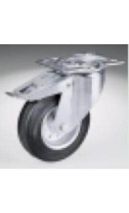Ruota Disco Ferro Staffa Rotante Freno 80x25 Kg51 EPRS802F
