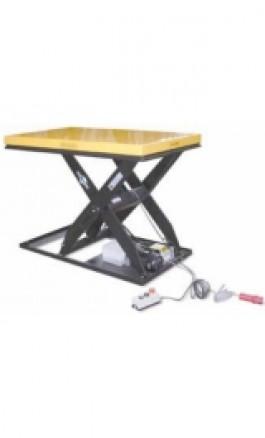 Piattaforma Elettroidraulica Piano Fisso cm130x80 Kg2000 hcm101