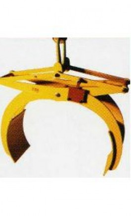 Pinza per sollevamento posa tubature Kg1000 Presa450 900mm