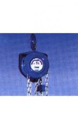 Paranco manuale professionale per sollevamento TRALIFT Kg 2000b