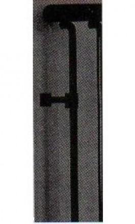 KIT FISSAGGIO colonna parete Fermo block Grigio 9950058001