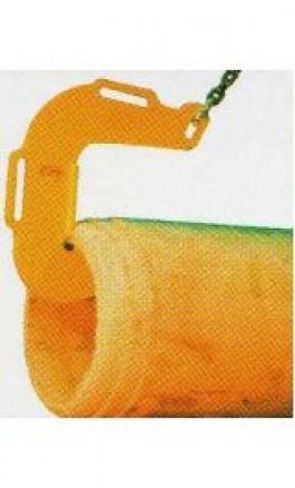 Ganci per tubature con maniglie Kg2000 Presa0 200mm 050808F