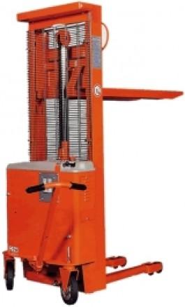 Sollevatore Elettrico 12V PortKg1000 Alzata 1600mm TOP1210016F