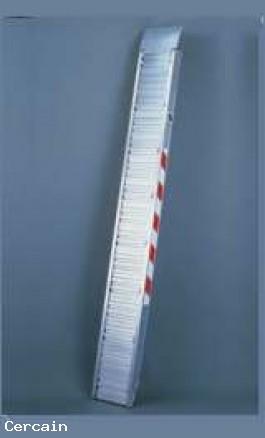 Rampe di Carico Alluminio Senza Bordo pz2 m40 Kg5284 H19040S
