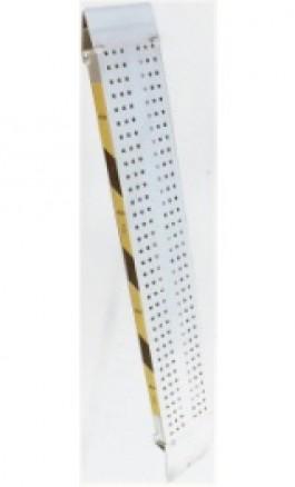 Rampe di Carico in Alluminio Fisse pz2 m30x02 Kg290 H3530
