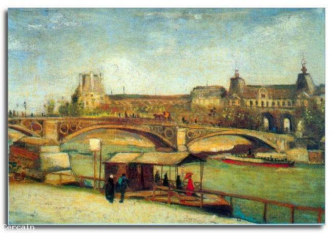 Riproduzione Artistica Bologna di Van Gogh