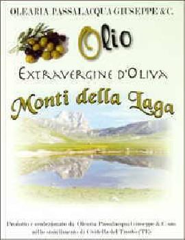 Olio Extra Vergine Monti Della Laga