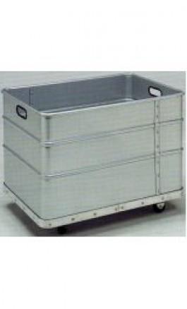 Carrello Contenitore in Alluminio 740x460xh430mm 246F2