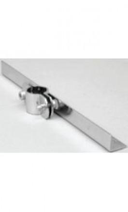 Supporti ripiani in legno o vetro tipo semplice Pz2 4058F